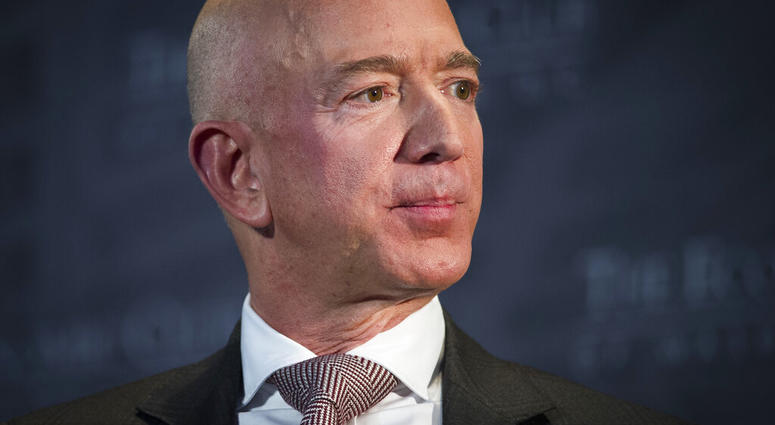 file photo Jeff Bezos, Amazon founder and CEO