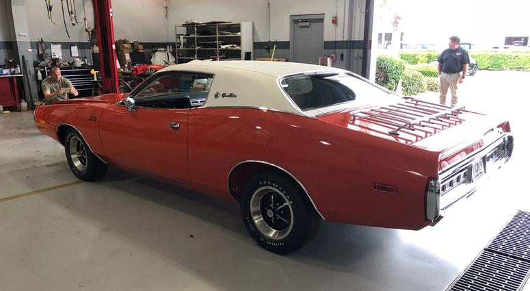 Clemente Charger