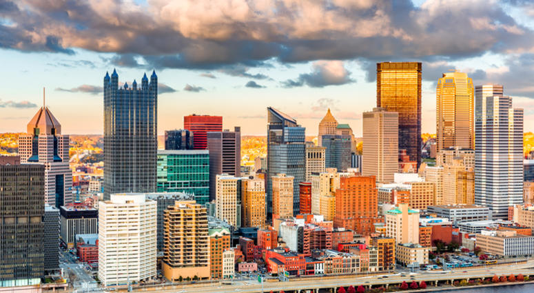 A new ranking of America's big cities indicates Pittsburgh is not the most livable, but close.