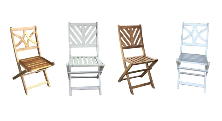 Recalled Bistro Chairs