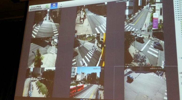 The murder last year of University of Pittsburgh student Alina Sheykhet has prompted Pitt, UPMC, and the District Attorney's office to erect 60 new surveillance cameras in Oakland.