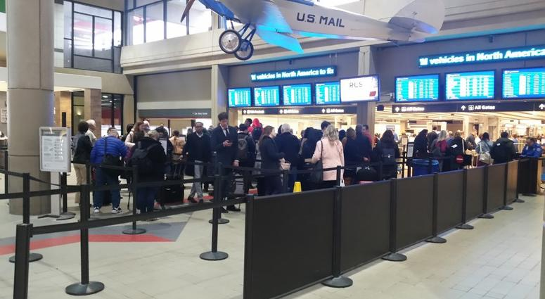 As the federal government partial shutdown is about to turn four weeks old, workers for the Transportation Security Administration will rally Friday at Pittsburgh International Airport.