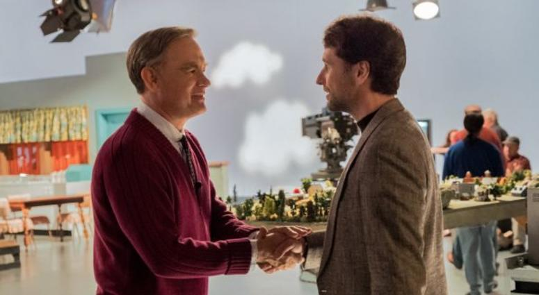 Image From Upcoming Fred Rogers Movie 'A Beautiful Day In The Neighborhood' Released