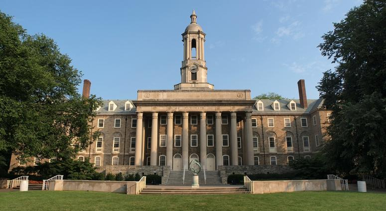 Penn State Main Building