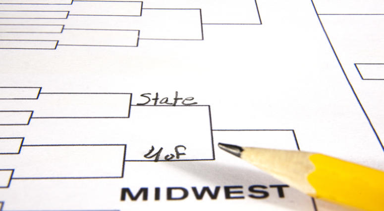 NCAA Men's Basketball Tournament Bracket