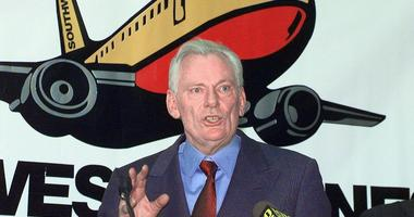Southwest Airlines President and CEO Herb Kelleher