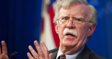 The White House has sent Bolton on a mission to allay Israel's concerns about President Donald Trump's decision to withdraw U.S. troops from Syria.