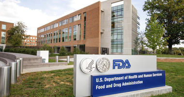 Food and Drug Administration campus in Silver Spring, Md.