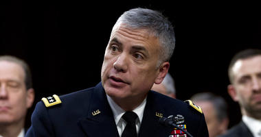National Security Agency director and head of U.S. Cyber Command Gen. Paul Nakasone