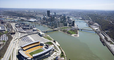 Heinz Field and North Shore