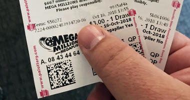 Pennsylvania Lottery Mega Millions Tickets