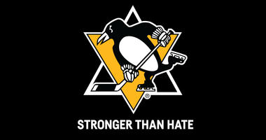 Stonger Than Hate Penguins Patch