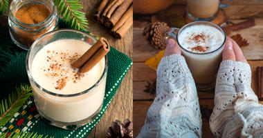 Unexpected Calories Packed Into Caffeinated and Boozy Holiday Drinks