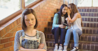 Girl Being Bullied