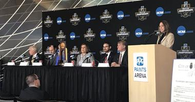 Pittsburgh Welcomes NCAA DI Wrestling Championships