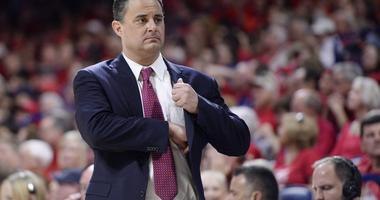 Arizona Head Coach Sean Miller