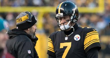 Ben Roethlisberger and Todd Haley