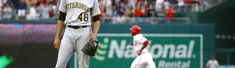 Eaton, Kendrick homer in 8th, Nats rally past Pirates 3-2