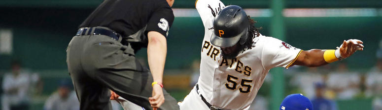 Pirates top Royals in 11