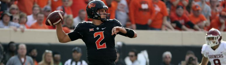 Dunlap: Can't Find A Negative In Mason Rudolph Pick