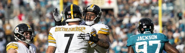 Roethlisberger Responds With Play, Not Words To Quiet Chatty Jags