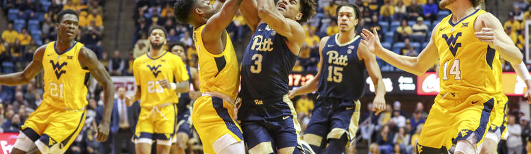 WVU Slugs Out Win Over Pitt 69-59 In Backyard Brawl