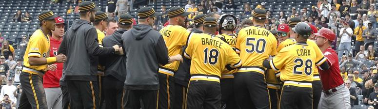 Pirates' Archer Suspended 5 Games For Incident That Led To Bench-Clearing Incident