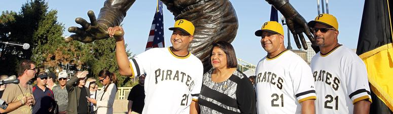 Pirates' Great Roberto Clemente Honored With Google Doodle