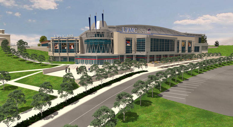 Robert Morris Will Host Pitt For First Game At New UPMC Events Center
