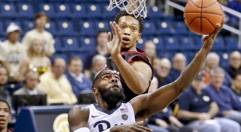 Wilson-Frame Scores 24, Pitt Tops Troy 84-75 To Move To 3-0