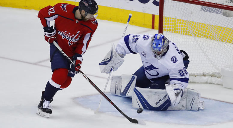 73152381db8 Caps Rough Up Lightning 3-0 To Force Game 7 In East Final