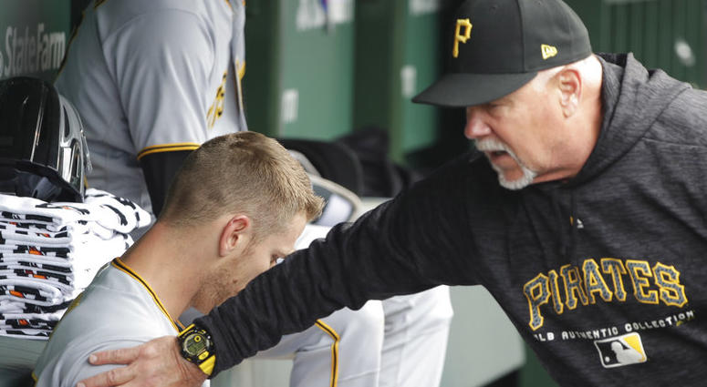 Chad Kuhl And The Pirates Lose To The Cubs 3-1