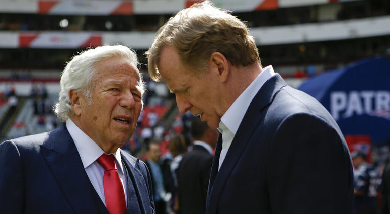 c3e925ba8 Goodell Has Wide-Ranging Powers To Fine Or Suspend Kraft