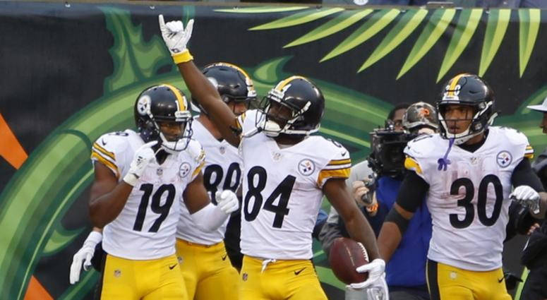 LISTEN-Steelers Say Too Much Time Left on Clock