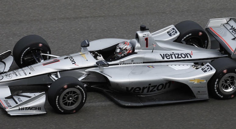 Josef Newgarden No. 1 Verizon Chevrolet