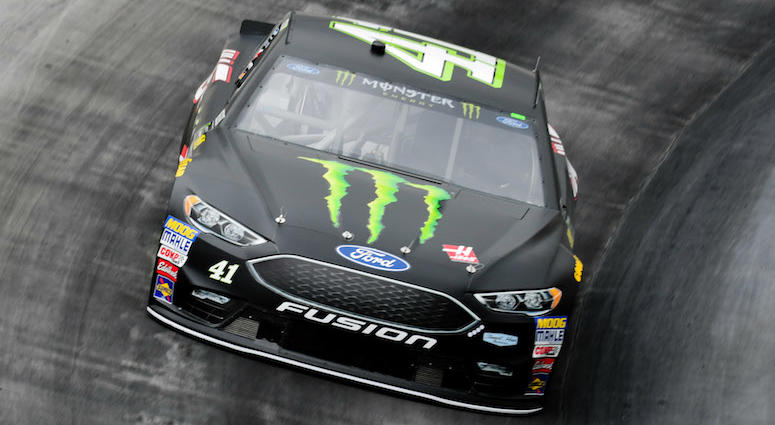 Kurt Busch's No. 41 Monster Energy Ford Fusion
