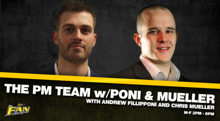 The PM Team w/ Poni & Mueller