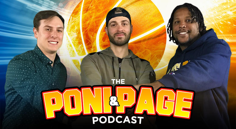 Poni and Page Podcast