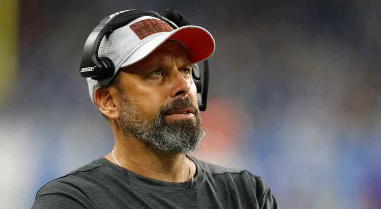 Hue Jackson seems to blame Todd Haley for Sunday's loss