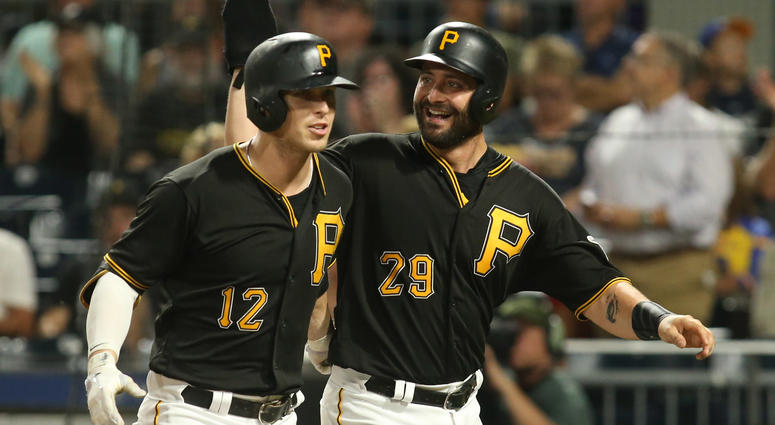 Pirates Look to Get Back on Track vs Brewers
