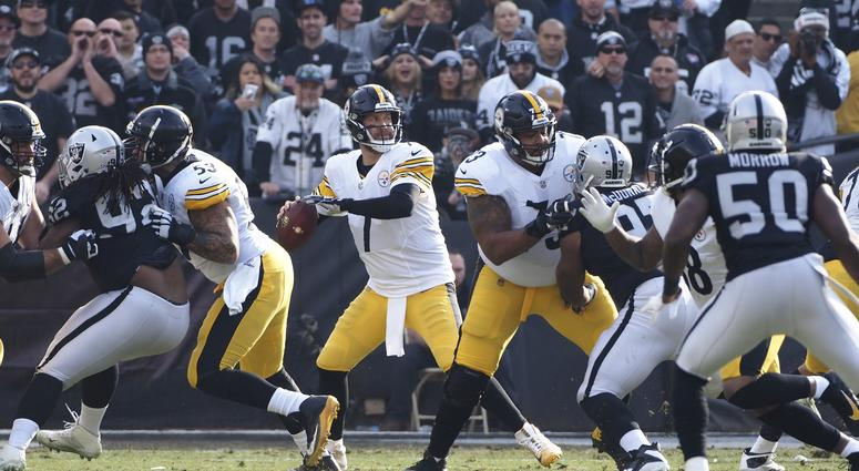 Uncertainty Of Rib Injury What Kept Roethlisberger Out In Second Half