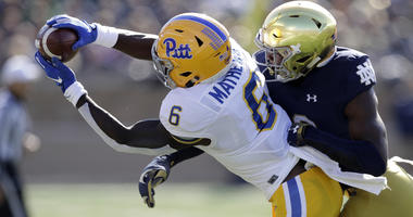 Book, Boykin bail out No. 5 Notre Dame in 19-14 win vs Pitt