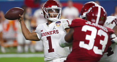 Oklahoma quarterback Kyler Murray