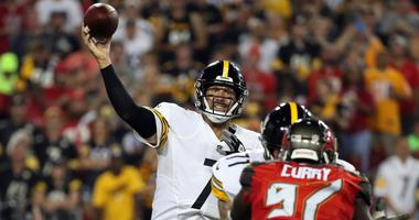 Roethlisberger Leads Steelers to First Win