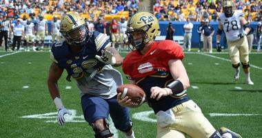 Defense Shines in Pitt Spring Game
