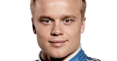 NTT DATA Chip Ganassi Racing Driver Felix Rosenqvist