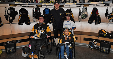 Pittsburgh Penguins Make-A-Wish