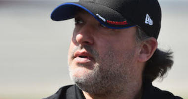 Tony Stewart Inducted Into Motorsports Hall Of Fame Of America