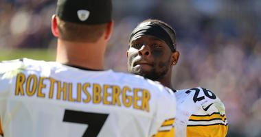 With Conner Playing So Well, Ben Says Steelers Not Worried About Bell's Return