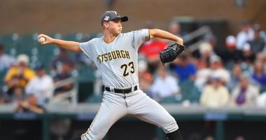 Pirates Trade Anderson, Add Four to 40-Man Roster